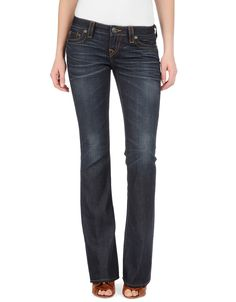 Tony Pony Express Iron Horse jeans by True Religion. Worship it!