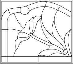 Bird Stained Glass Patterns   Stained-glass-patterns-free