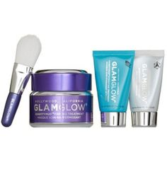 Glam Glow 'glamazing' Gravity Mud set