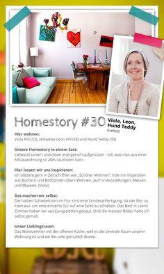 Die letzte Homestory unserer Top 5 für das Reisegewinnspiel. Verteilt Herzchen, Likes und Pins an Viola, wenn sie diejenige ist, die ihr nach Meran schicken wollt! Hier, auf Homestory.de oder bei Facebook. #Homestory #Home #Interior
