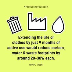 Caring for clothes to reduce environmental impacts - Fashion's Future: The Sustainable Development Goals - Fashion Revolution Un Sustainable Development Goals, Online Programs, Carbon Footprint, New Hobbies, Sustainable Fashion, Sustainable Living, Fast Fashion, How To Take Photos, Workplace