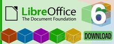 LibreOffice una suite alternativa a Microsoft Office per ufficio la più potente suite per ufficio Free e Open Source sul mercato: Writer (elaborazione testi), Calc (fogli di calcolo), Impress (presentazioni), Draw Base (database) e Matematica (modifica della formula)