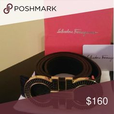 Ferragamo belt Comes in the box with dust bag and card. Ferragamo Accessories Belts