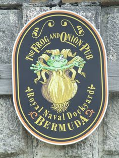 The Frog and Onion Pub, Royal Naval Dockyard Bermuda