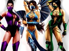 Mortal Kombat- Video Games