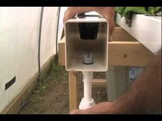 Followup - Hydroponic Rail System for Growing Lettuce  ~ https://www.youtube.com/watch?v=tgT0GPxBvkI