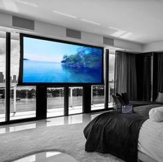 Mi habitación: Quiero es televisión en mi habitación.
