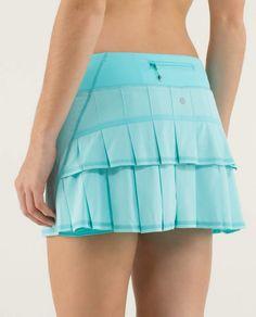 Lululemon Skirt love the black polka dot one!