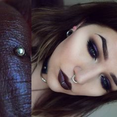 "Sandra on Instagram: ""I love me a good smoky eye! Brows: @anastasiabeverlyhills dipbrow Ebony. Eyes: @loraccosmetics PRO Palettes and @makeupstore Perfect shadow. Lips: @katvondbeauty Studded Lipstick Piaf."""