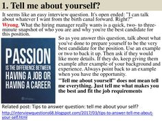 tell me about yourself it seems like an easy interview question its interview questions with answersbookstoresi - Do You Have Any Questions For Me Interview Question And Answers