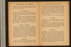 Catalogus Erfgoedbibliotheek Hendrik Conscience - Daily mail war recipes 1918