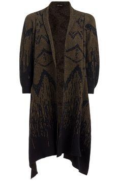 BAJA EAST Wrap Cardigan Sweater Size-inclusive designer luxury Plus-size fashion