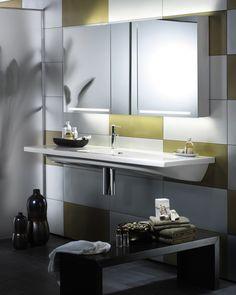 Schneider Graceline Mirror Cabinet