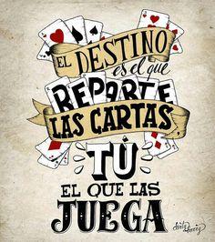 Tú eres el amo de tu vida Typography Quotes, Typography Inspiration, Motivational Phrases, Inspirational Quotes, Quotes En Espanol, Postive Quotes, Spanish Quotes, Powerful Words, Love Messages