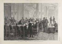 Giclee Print: Bismarck Presides Over a Diplomatic Conference at Berlin to Discuss the Question of the Congo : History Online, World History, Otto Von Bismarck, Berlin, African History, Borneo, Political Cartoons, Find Art, Framed Artwork