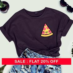 Pizza Pocket Crewneck Tee Graphic Tee Triblend Funny Pizza Shirt Basic Tee T-Shirt Workout Shirt Gym Tee men's tee by thecozyapparel