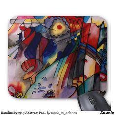 Kandinsky 1913 Abstract Painting