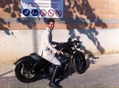 Santí Camps, Motorcycle, Vehicles, Saints, Motorcycles, Car, Motorbikes, Choppers, Vehicle
