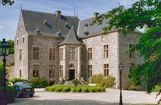 Kasteel Wittem, Netherlands Sleep in a castle