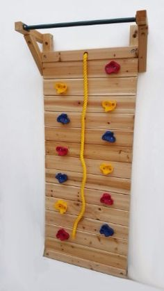 Muro De Escalada (Climbing Wall)