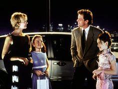 "Dennis Quad, Natasha Richardson, Lindsay Lohan(x2) in ""The Parent Trap"" - a fun film that affirms marriage, family, and God."