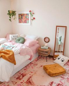 75 Cheap and Simple Bedroom Makeover Ideas You Really Need bedroom beds homedecor bedroomidea 75 Cheap and Simple Bedroom Makeover Ideas You Really Need bedroom beds homedecor bedroomidea Grace Room Decor 75 Cheap nbsp hellip makeover Room Makeover, Aesthetic Room Decor, Bedroom Makeover, Home Decor, Room Inspiration, House Interior, Dorm Room Decor, Bedroom Decor, Simple Bedroom