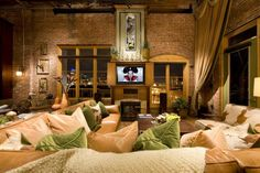 Brick Loft - Apartment