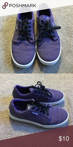 Purple Supras Purple supras, kids size 6. Only worn a handful of times Supra Shoes Sneakers