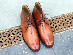 Win It: The Cobble & Hyde Baron Chukka  Cobble & Hyde Baron Blake Stitched Chukka Boot  $220  A few years ago maybe five or six there was a hole in the mens shoe market. You had either cheap department or discount store shoes or high end luxury shoes that were out of the price range for most. Allen Edmonds filled this hole with sales and their Factory Outlets but for a long while there finding a quality shoe with a stitched sole made from decent quality leather for the high $100s to low…