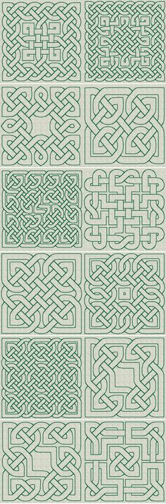 Celtic Knotwork inspiration!