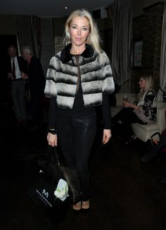Tamara Beckwith at Madderson SS14 RTW launch party