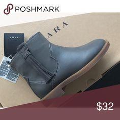 Zara Girl Booties Zara/Girl/Booties/Multiple/New Zara Shoes Boots
