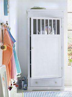 Fresh Entscheiden Sie f r was der Schrank im Landhaus Stil eingesetzt wird als Kleiderschrank Garderobenschrank