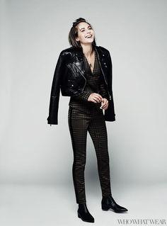 Willa Holland Fashion Editorial