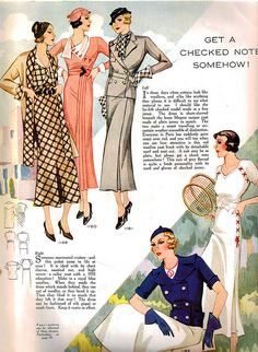 Woman's Journal May 1933 5 by Gold Stars For Tulip, via Flickr