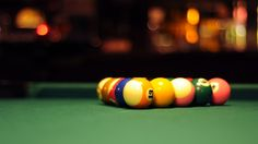 pool table bar - Google Search