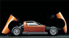 #Lamborghini Miura P400 #Assouline #Car #TheImpossibleCollectionOfCars