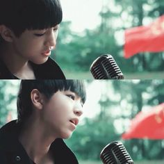 The strengthens and riches of a country depend on its youth.   #WangJunKai #KarryWang #王俊凯 #tfboys王俊凯