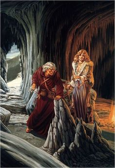 Larry Elmore Raistlin's Daughter...a tale.