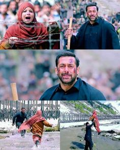 My favorite and emotional scene from Bajrangi Bhaijaan Bff Goals, Salman Khan, Bollywood Actress, Scene, Big Big, Actresses, Actors, My Favorite Things, Conan