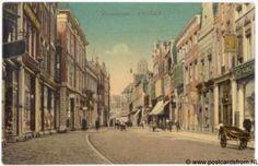 Zwolle Diezerstraat ca. 1910