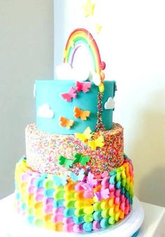 Image result for girls 8 year old birthday cakes