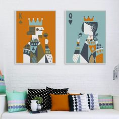 New Arrivals | 10% discount, use coupon code 082-030-550 to avail #2Panel #WallDecor #CanvasArt