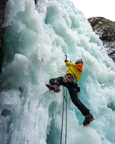 """6,236 Likes, 20 Comments - Arc'teryx (@arcteryx) on Instagram: """"What do guides like Ade Nelhams look for in the perfect mountaineering boot?  Upon the release of…"""""""