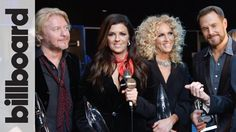 Little Big Town Chats Taylor Swift After Winning Song of the Year at 201...
