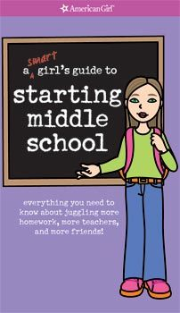 A Smart Girl's Guide to Starting Middle School | Advice Books Library | Play at American Girl