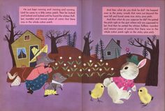 Funny Bunny, Illustrated by Alice and Martin Provensen, Written by Rachel Learnard, 1950, vintage children's book