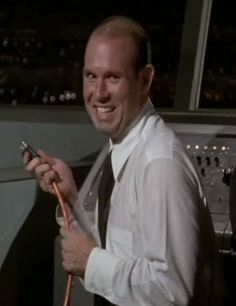 Stephen Stucker (1947 - 1986) was an American actor, known for portrayals of larger-than-life flamboyant characters, notably the manic control-room worker Johnny Henshaw-Jacobs in the early 1980s Airplane! movies. On July 12, 1984, Stucker was diagnosed with AIDS. He later publicly announced his illness making him one of the first actors to announce he was suffering from the disease. He died from AIDS-related complications on April 13, 1986 at the age of 38