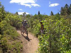 Outside in Aspen 2012: Mountain biking