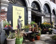 Garden Girl Storefront.: Garden Girl is a wonderful shop in Yakima, WA.